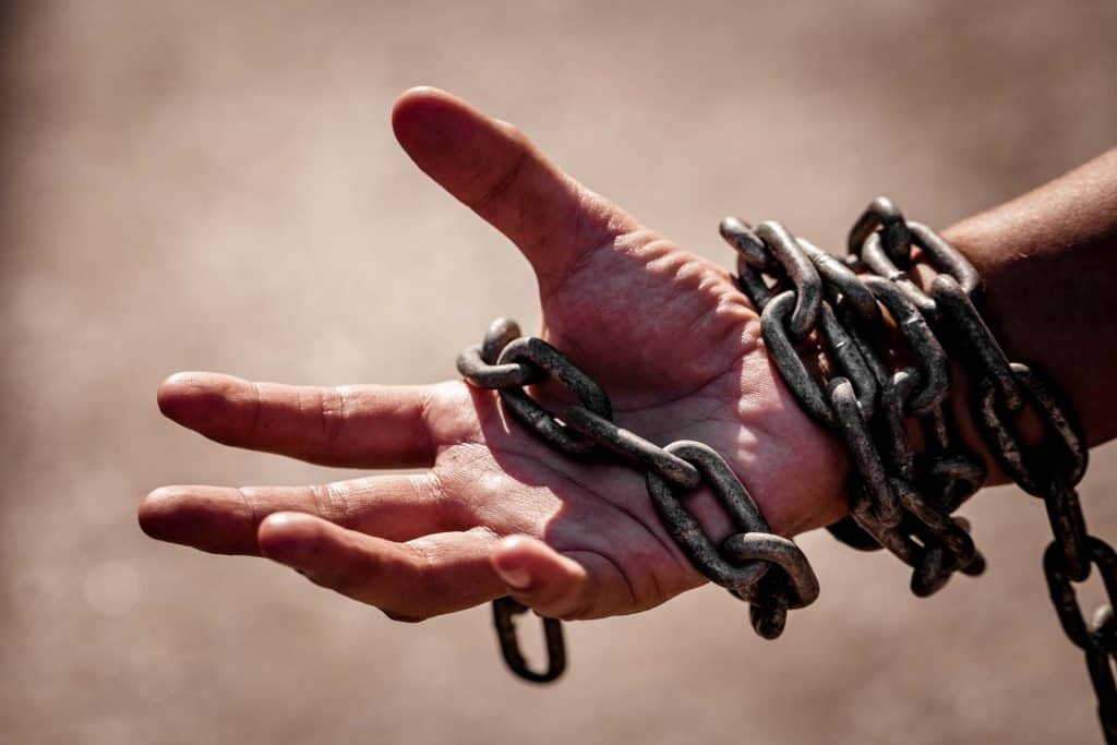 human slavery Solicitors London